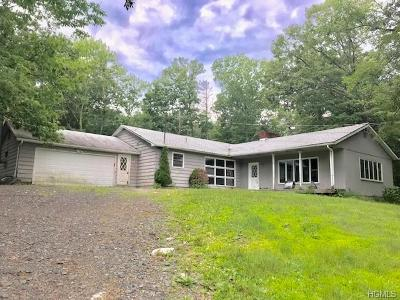 Pine Bush Single Family Home For Sale: 329 Old Plank Road