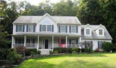 Salisbury Mills Single Family Home For Sale: 3 Blossom Terrace