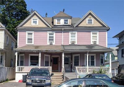 Port Chester Single Family Home For Sale: 128 Poningo Street