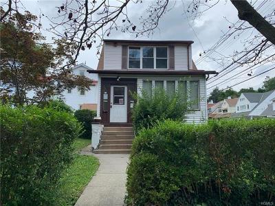 Mount Vernon Single Family Home For Sale: 22 Farrell Avenue