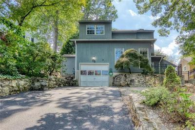 Ossining Single Family Home For Sale: 75 Sherwood Avenue
