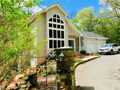 Wurtsboro Single Family Home For Sale: 9 Rustic Hills Road