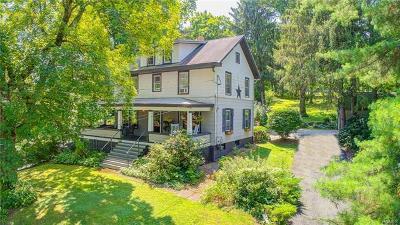 Single Family Home For Sale: 21 Tillson Avenue