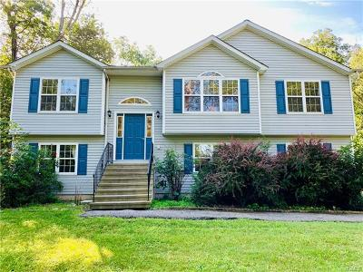Middletown Single Family Home For Sale: 847 Howells Turnpike