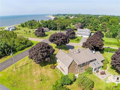 Connecticut Single Family Home For Sale: 190 Bayview Boulevard