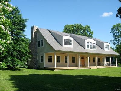 New Paltz Single Family Home For Sale: 360 Springtown Road