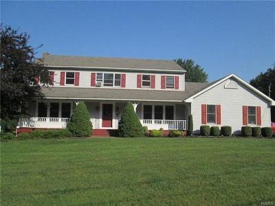 Goshen Single Family Home For Sale: 70 Old Minisink Trail