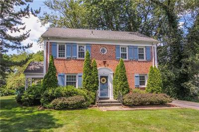 Rye Brook Single Family Home For Sale: 4 Valley Terrace