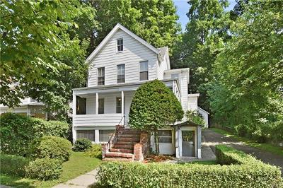 Croton-On-Hudson Multi Family 2-4 For Sale: 136 Maple Street