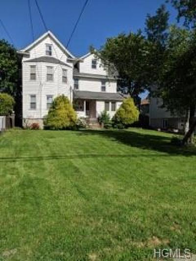 Port Chester Multi Family 2-4 For Sale: 33 Hillcrest Avenue
