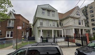 Bronx Residential Lots & Land For Sale: 1842 Harrison Avenue