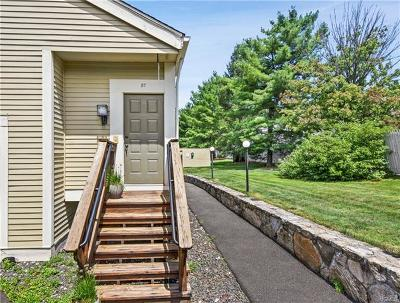 Westchester County Condo/Townhouse For Sale: 57 Fox Run