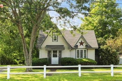 Single Family Home For Sale: 405 Us Route 209