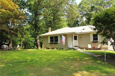 Lake Peekskill Single Family Home For Sale: 36 Traverse Road