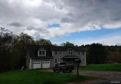 Fallsburg Single Family Home For Sale: 362 Rose Road