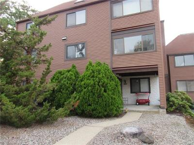 Newburgh Condo/Townhouse For Sale: 350 North Water Street #5-4