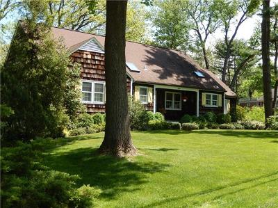 Rye Brook Single Family Home For Sale: 15 Paddock Road