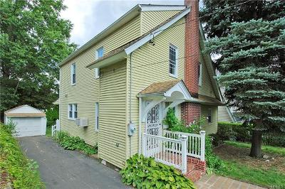 White Plains Single Family Home For Sale: 160 South Broadway