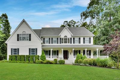 Brewster Single Family Home For Sale: 108 Enoch Crosby Road