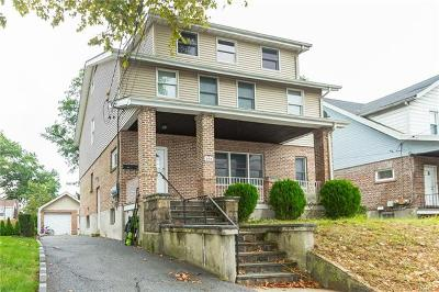 Yonkers Single Family Home For Sale: 108 Seminary Avenue