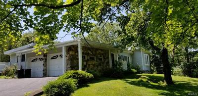 Monroe Single Family Home For Sale: 69 Hawxhurst Road