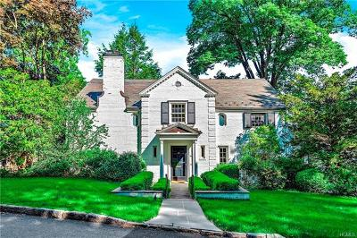 Bronxville Single Family Home For Sale: 14 Crows Nest Road