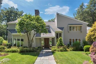 Armonk Single Family Home For Sale: 3 Frog Rock Road