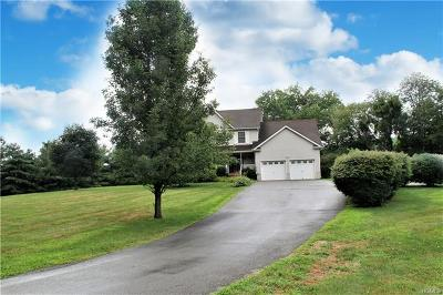 Montgomery Single Family Home For Sale: 27 Ferrante Drive