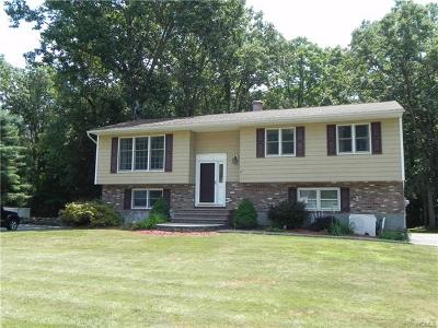 Washingtonville Single Family Home For Sale: 148 Barnes Road