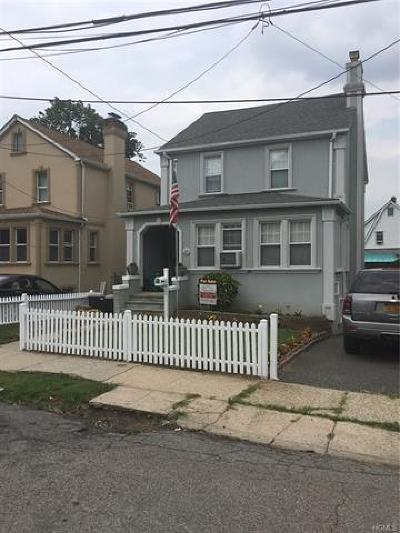 Yonkers Single Family Home For Sale: 57 Clark Street