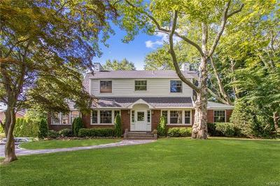 White Plains Single Family Home For Sale: 8 Dupont Avenue