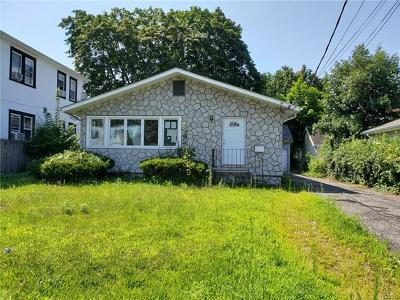 White Plains Single Family Home For Sale: 33 Florence Avenue