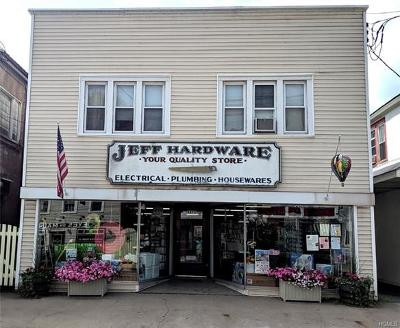 Jeffersonville NY Commercial For Sale: $289,000