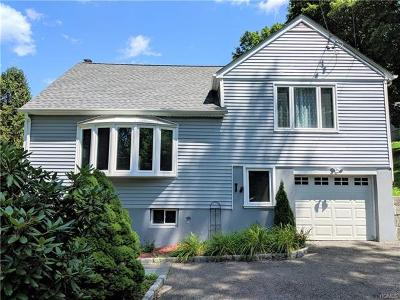 Cortlandt Manor Single Family Home For Sale: 39 Red Mill Road