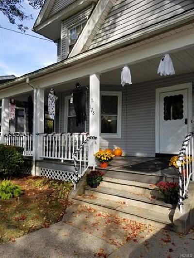 Yonkers Single Family Home For Sale: 128 Buckingham Road