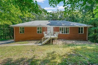 Monroe Single Family Home For Sale: 62 Hawxhurst Road