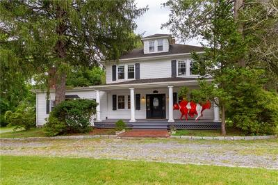 Briarcliff Manor Single Family Home For Sale: 455 Sleepy Hollow Road