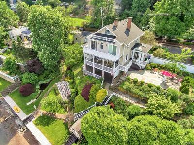Nyack Single Family Home For Sale: 66 River Road