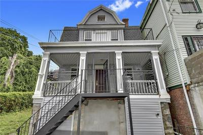 Bronx Single Family Home For Sale: 1748 Undercliff Avenue