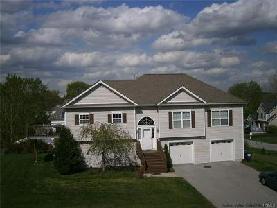 Single Family Home For Sale: 2 Diana Ridge