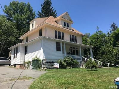 Liberty NY Multi Family 5+ For Sale: $179,900
