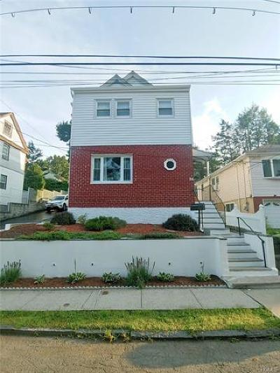 Yonkers Single Family Home For Sale: 84 Lewis Street