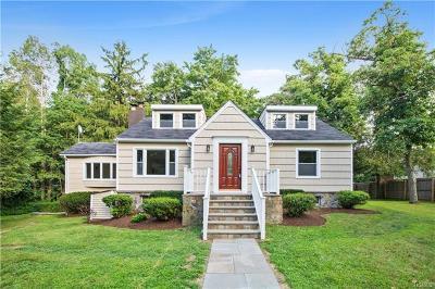Cortlandt Manor Single Family Home For Sale: 4 Fowler Avenue