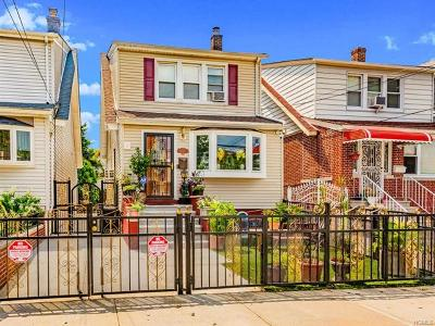 Bronx Single Family Home For Sale: 1625 Mahan Avenue