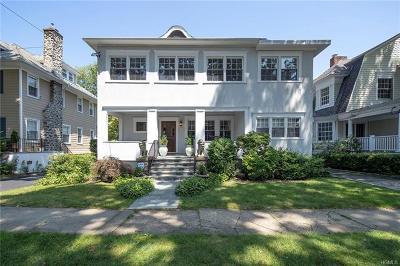 Rye Multi Family 2-4 For Sale: 33 Redfield Street