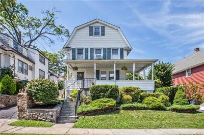 Mamaroneck Single Family Home For Sale: 1310 Henry Avenue