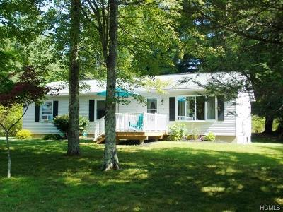 Woodbourne NY Single Family Home For Sale: $139,900