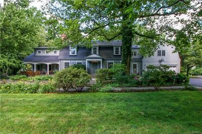 Scarsdale Single Family Home For Sale: 83 Brookby Road