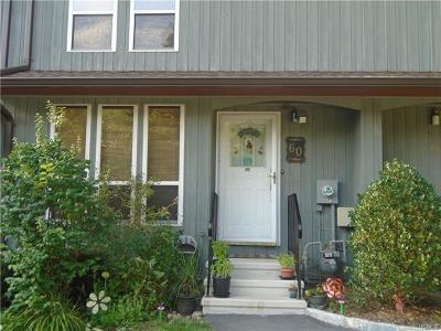 Peekskill Condo/Townhouse For Sale: 60 Bleakley Drive