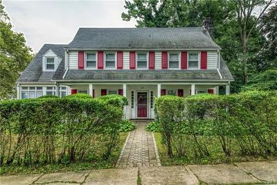 Westchester County Single Family Home For Sale: 369 Livingston Street